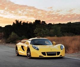 Hennessey Venom GT - World's Fastest Hypercar
