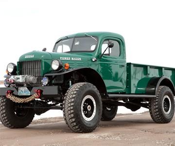 Dodge Power Wagon >> Legacy Power Wagon