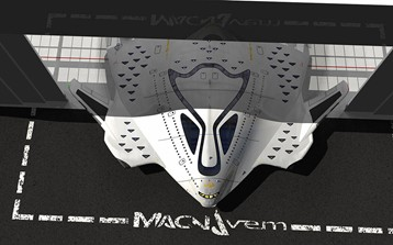 HSP Magnavem Advanced Concept Airplane