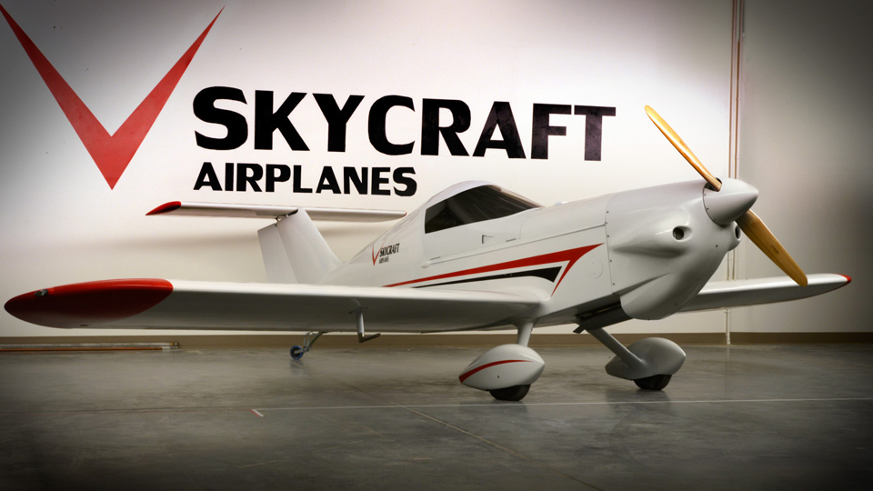 Skycraft SD-1 - The $55,000 Airplane