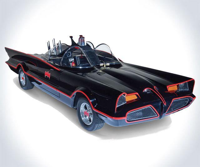 The Authentic 1966 Batmobile