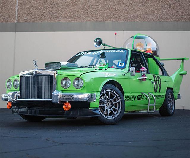 Homer Car: DudeIWantThat.com