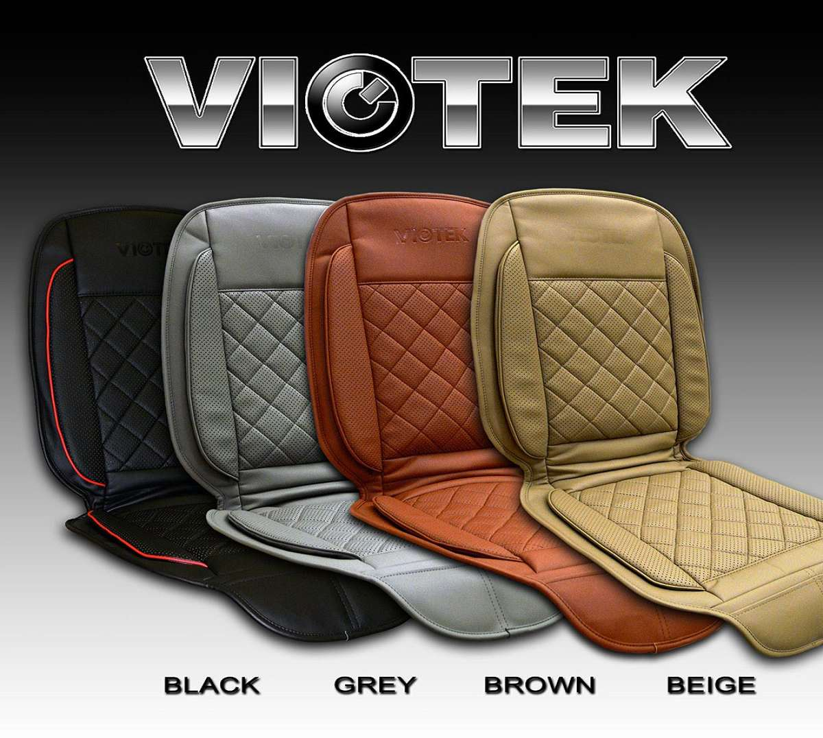 viotek heating cooling car seat cushion. Black Bedroom Furniture Sets. Home Design Ideas