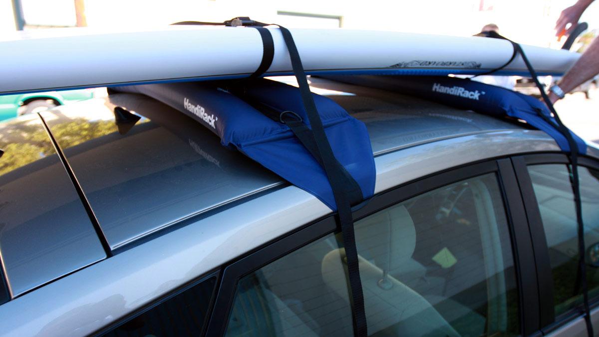 Handirack Universal Inflatable Vehicle Roof Rack