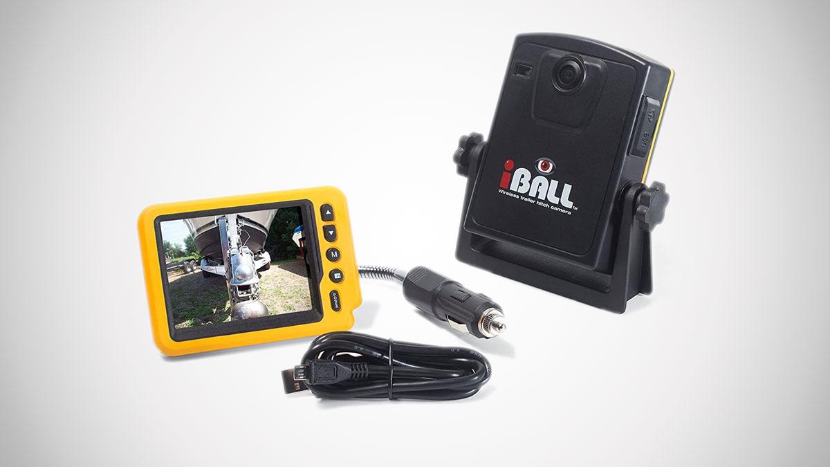iBall Wireless Trailer Hitch Camera