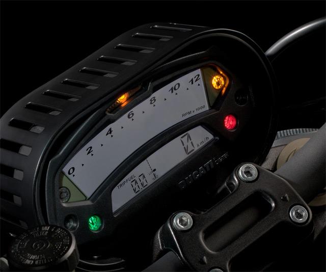 Ducati Monster Diesel Mileage