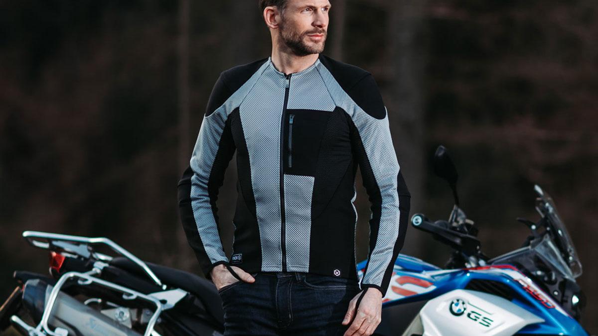 Knox Urbane Pro Mk2 Armored Motorcycle Shirt