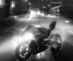 Hybrid Race Replica Motorcycle