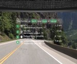 LiveMap - Bike Helmet with Built-In Navigation