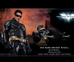 The Dark Knight Rises Motorcycle Suit