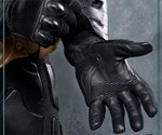 The Dark Knight Rises Motorcycle Suit - Gloves
