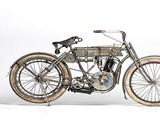 1907 Harley-Davidson Strap Tank Motorcycle