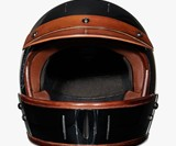 Berluti Leather Motorcycle Helmet