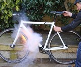 Bike Mine Exploding Anti-Theft Alarm