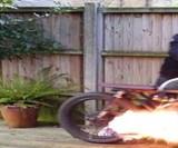 Bike Mine Exploding Anti-Theft Alarm