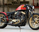 DP Customs Handmade Motorcycles