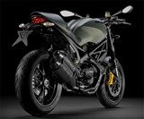 Ducati Monster Diesel - Rear View