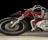 EJ Potter Chevrolet V8 Widomaker 7 Dragbike