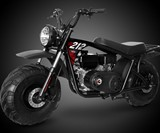 Monster Moto Classic 212cc Mini Bike