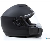 NUVIZ HUD for Motorcycle Helmets