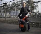 RYNO One Wheel Motorcycle