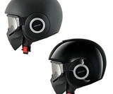 Shark RAW Blank Motorcycle Helmet