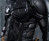 The Dark Knight Rises Motorcycle Suit - Torso Profile View