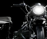 Ural Dark Force - The Darth Vader Bike