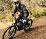 Vintage Electric Scrambler S Off-Road E-Bike