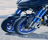 Yamaha NIKEN 3-Wheel Motorcycle