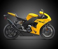 Erik Buell Racing 1190RX Sportbike