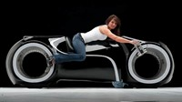 The TRON Light Cycle