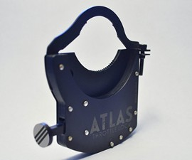ATLAS Throttle Lock - Cruise Control for Motorcycles
