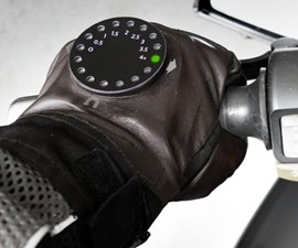 TurnPoint Smart Motorcycle Glove