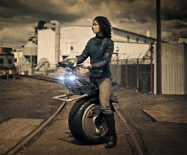 RYNO One Wheel Motorcycle