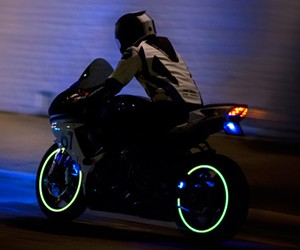 Lunasee Motorcycle Wheel Lights
