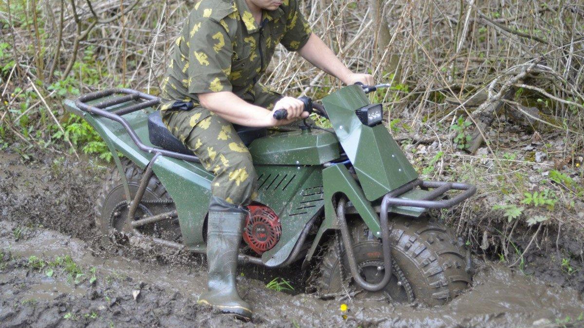 Tarus 2x2 ATV