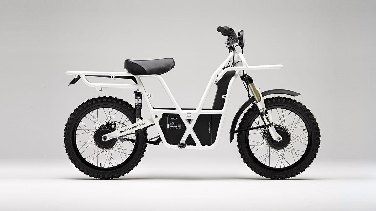 Ubco 2 X Electric Motor Bike