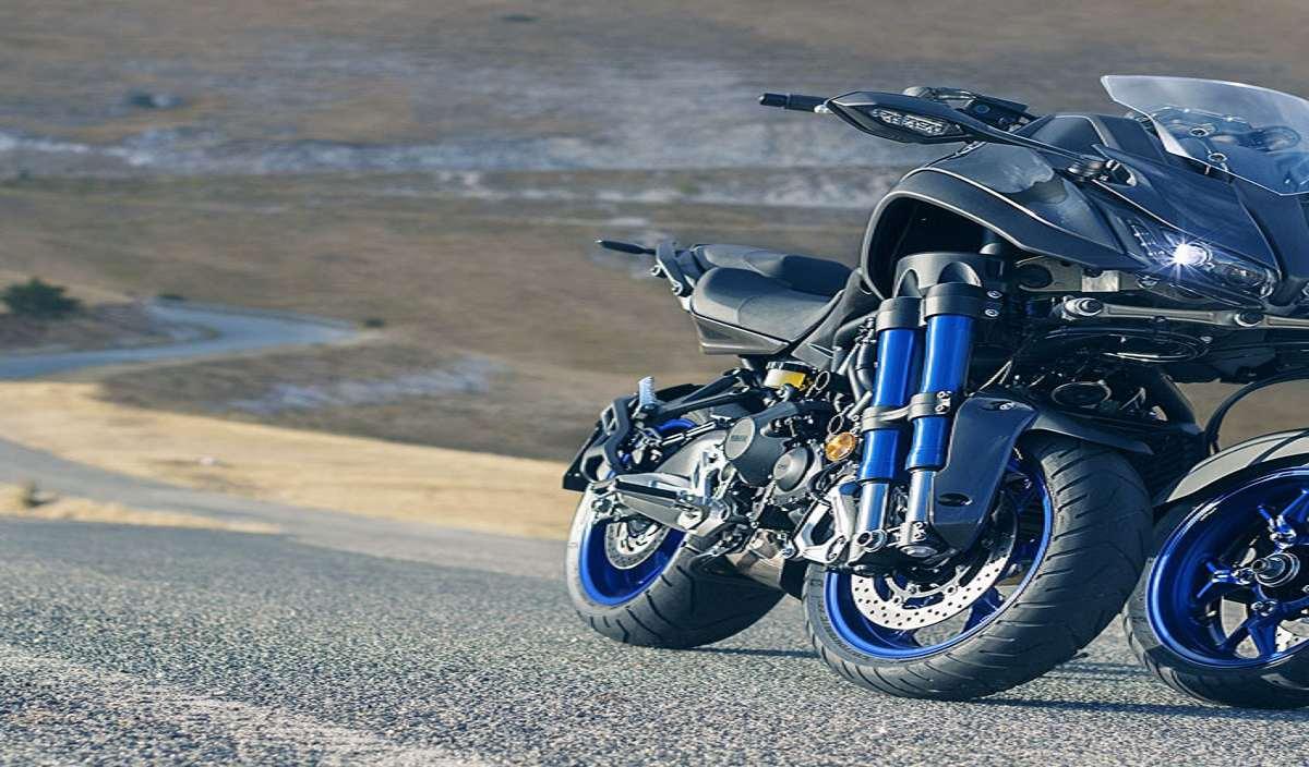 yamaha niken review threewheeled motorcycle - 1200×704
