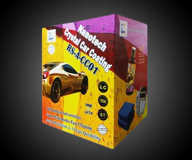 Nanotech Crystal Protective Car Coating Dudeiwantthat Com