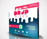 Drop Wipes - Bird Poop Removers for Your Car