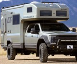EarthRoamer LTi with Carbon Fiber Camper