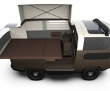 eBussy Modular Electric Camper, Van & Utility Vehicle
