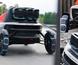 Land Rover BackPacker Concept Travel Vehicle