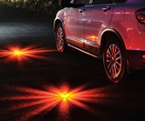 LED Road Flare Discs
