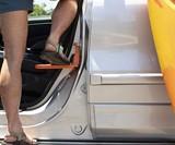 Moki Car Door Step for Rooftop Access