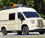 The Citroen Type H WildCamp Camper Van