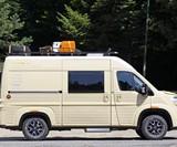 The Citroen Type H WildCamp Camper Van