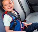 WhizRider Portable Car Seat