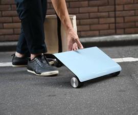 The WalkCar - Laptop-Sized Super Car